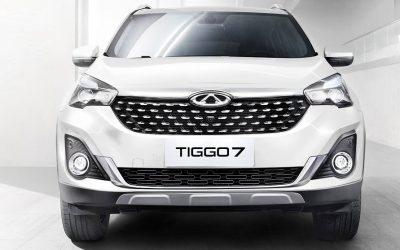 من خلال بث مباشرعبر الانترنت جي بي غبور أوتو تطلق الموديل الجديد من سيارة شيري1.5 Turbo  Tiggo 7 2020