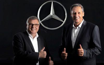 في خطوة جديدة لتعزيز ريادتها في قطاع السيارات في مصر مرسيدس-بنز إيجيبت تعلن جيرد بيترليش رئيسًا لمجلس الإدارة والمدير التنفيذي للشركة