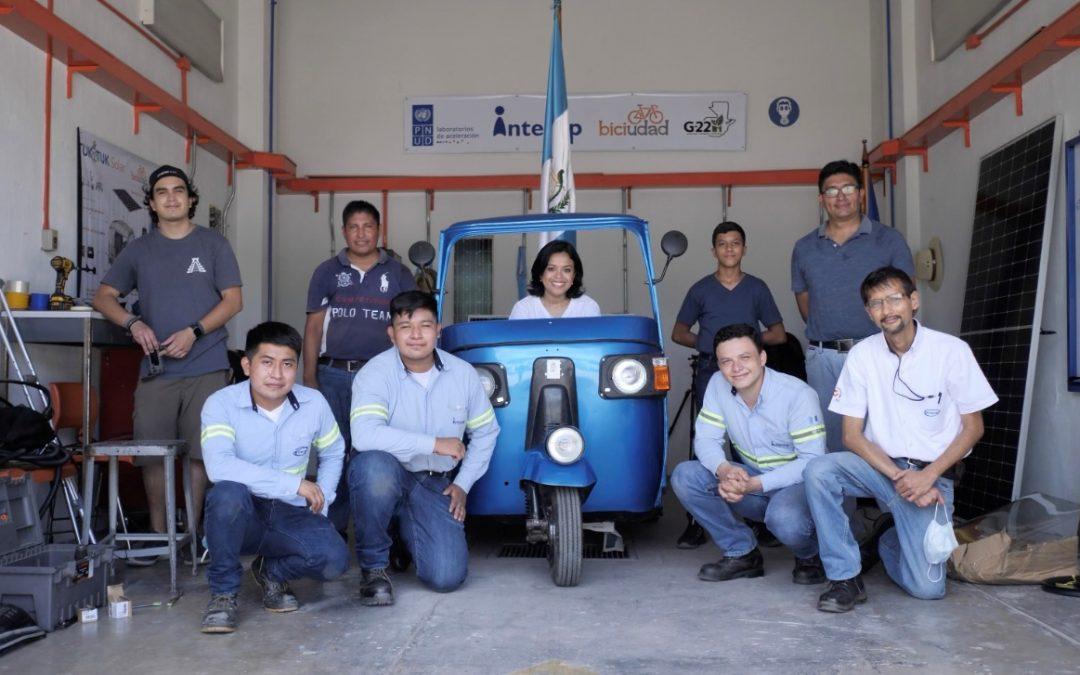 """شركة هيونداي موتور وبرنامج الأمم المتحدة الإنمائي يحتفلان بمرور عام على مشروع """"من أجل الغد"""" لاستقطاب الابتكارات في مجال الاستدامة"""